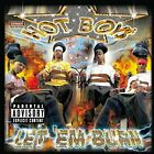HOT BOY$ - Let 'em Burn - CD - Explicit Lyrics - **Mint Condition**