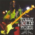 TOMMY BOLIN - Live At Ebbets Field 1974 - CD - Live - **Mint Condition**