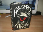 Margaret Atwood Hag Seed Signed 1st 1st The Tempest Retold Booker Prize Winner