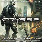 BORISLAV SLAVOV - Crysis 2 - 2 CD - Soundtrack - **Mint Condition** - RARE