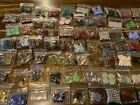 Assorted Beads Large Lot Mixed 25 Bags Glass New Jewelry Making Supplies Crafts