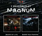 MAGNUM - Breath Of Life / Brand New Morning - CD - Import - **Mint Condition**