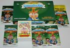 GARBAGE PAIL KIDS 2015 series 1 SET of 132 cards + 5 different wraps