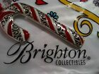 Brighton Candy Cane Christmas Ornament New With Tag