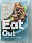 Weight Watchers WW EAT OUT Book Points Plus 2013