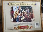 2002 Grandeur Noel MARY Nativity Christmas FigurineComplete Set Ships Today