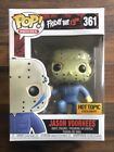 FUNKO POP HORROR FRIDAY THE 13th SERIES JASON VOORHEES HOT TOPIC EXCLUSIVE