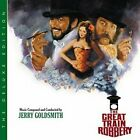 JERRY GOLDSMITH - Great Train Robbery - CD - Hybrid Sacd - Dsd Soundtrack - Mint
