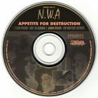 N.W.A. - Appetite For Destruction (CD Promo Single 1992) EAZY-E Ice Cube DR. DRE