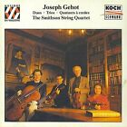 SCHROEDER - Gehot: String Trios & Quartets - CD - **Excellent Condition** - RARE