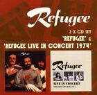 REFUGEE - Refugee/live In Newcastle - 2 CD - Import - RARE