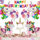 Birthday Decorations Party Decoration SuppliesUnicorn Balloon Sets