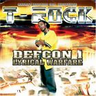 T-ROCK - Defcon 1: Lyrical Warfare - CD - **Mint Condition** - RARE