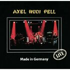 AXEL RUDI PELL - Made In Germany: Live - CD - Import Live - RARE