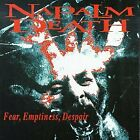 NAPALM DEATH - Fear Emptiness Despair - CD - **BRAND NEW/STILL SEALED** - RARE