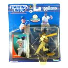 1998 Edition Starting Lineup Kenner Sammy Sosa Figure and Card Extender Series