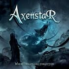 Axenstar - Where Dreams Are Forgotten (CD Used Like New)
