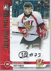 2013 In the Game Draft Prospects Hockey Cards 18