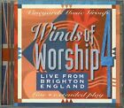 Winds Of Worship 4: Live From Brighton England - CD - **NEW/STILL SEALED**
