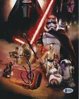 JJ J.J. ABRAMS SIGNED 8X10 PHOTO STAR WARS TREK BECKETT BAS AUTOGRAPH AUTO AT