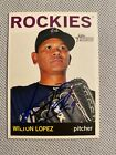 2013 Topps Heritage Baseball Real One Autographs Visual Guide 66