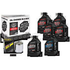 Maxima V Twin Full Change Synthetic Oil Change Kit 90 119016PC