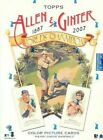 2007 Topps Allen and Ginter Mini Snakes You Pick Complete Your Set