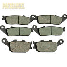 Front & Rear Brake Pads For 1995-1998 Honda CBR600F3 / SJR / SE