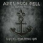 AXEL RUDI PELL - Love's Holding On - CD - Import - RARE