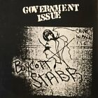 GOVERNMENT ISSUE - Boycott Stabb - CD - **Excellent Condition** - RARE