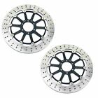 2X Front Brake Rotors Discs for Yamaha FZR750R YZF750R FZR 1000 Genesis EXUP XJR