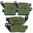 F+R Brake Pads For Honda GL1500 C Valkyrie 1997-2003 02 03 Tourer Interstate F6C