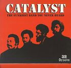 CATALYST - Funkiest Band You Never Heard - CD - **BRAND NEW/STILL SEALED**