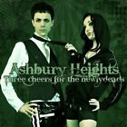 ASHBURY HEIGHTS - Three Cheers For Newly Deads - CD