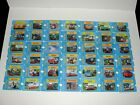 Lot of 42 Thomas & Friends Take Along Train Ticket Cards HiT Learnining Curve