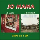 JO MAMA - Jo Mama / J Is For Jump - 2 CD - **Excellent Condition** - RARE