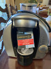 Braun Tassimo One Cup Coffee Tea  Espresso Maker Model 3107 Black  Silver
