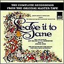 JEROME KERN - Leave It To Jane (1958 Off-broadway Revival) - CD - Cast VG