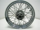 Harley-Davidson Heritage Softail Classic Flstc Chrome Front Wheel 16