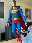 Hot Toys Christopher Reeve Superman Figure Mint Condition