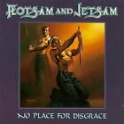 FLOTSAM AND JETSAM - No Place For Disgrace - CD - **Excellent Condition**