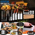 14Pc BBQ Grilling Tool Set Griddle Spatula Grill Accessories For Camping Cooking