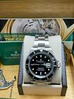 Rolex Submariner 16610 Black Dial Stainless Steel NO HOLES Box Booklets