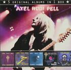 AXEL RUDI PELL - 5 Original Albums - CD - Box Set Limited Edition Import - *NEW*