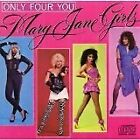 MARY JANE GIRLS - Only Four You - CD - RARE