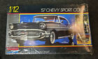 Monogram '57 Chevy Sport Coupe 1:12 Scale Model - Sealed
