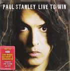 PAUL STANLEY - Live To Win - CD - **Mint Condition** - RARE