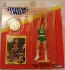 1991 LARRY BIRD Boston Celtics HOF #33  Starting Lineup with coin- clean