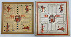 Creative Design Wa Hoo Vintage Board Game Native American Indian With Box