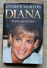 Princess Diana Andrew Morton Book In Pursuit Of Love Signed By Author